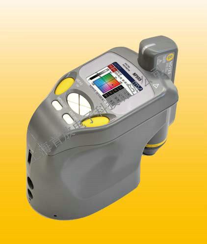 NF555手持式便携分光色差计