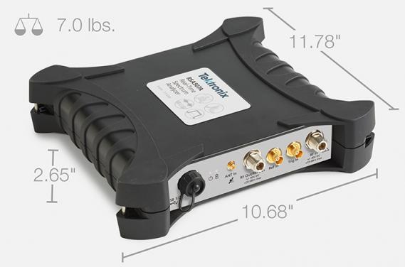 RSA500系列实时频谱分析仪