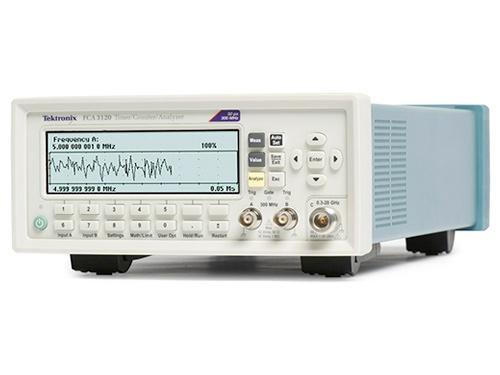 FCA3000/3100频率计数器
