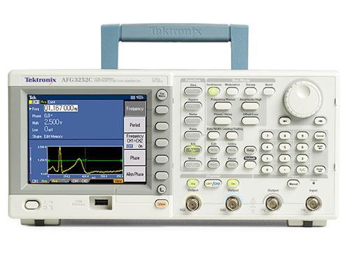 AFG3000C任意波形/函数发生器