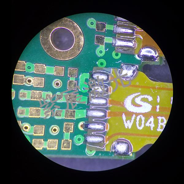 紫宸激光锡丝焊锡机应用分析