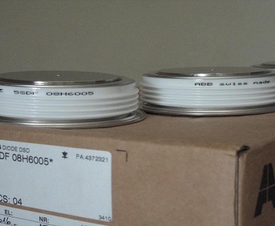 瑞士ABB晶闸管 5SDF08H6005