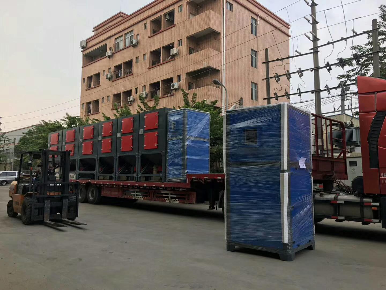 催化燃烧设备找厂家中山联跃,全套设备保质保量