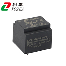 mini electric transformer  EE2010