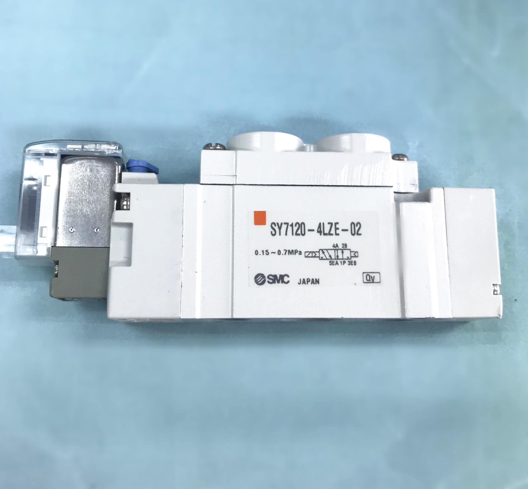 SY7120-4L2E-02 凡宜-SMC電磁閥