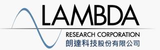 Lambda Research Corporation