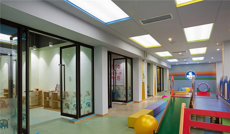 新爱婴儿童早教中心装修案例