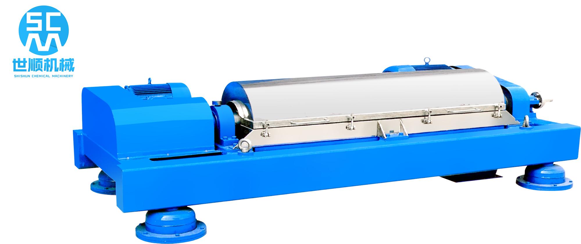 LW卧式螺旋卸料沉降型离心机