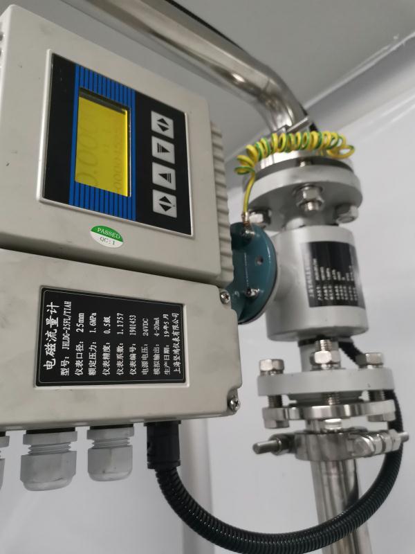 锂电池行业中测流量的大功臣-电磁流量计