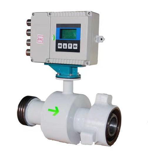 流量计在油田自动化计量系统中的应用