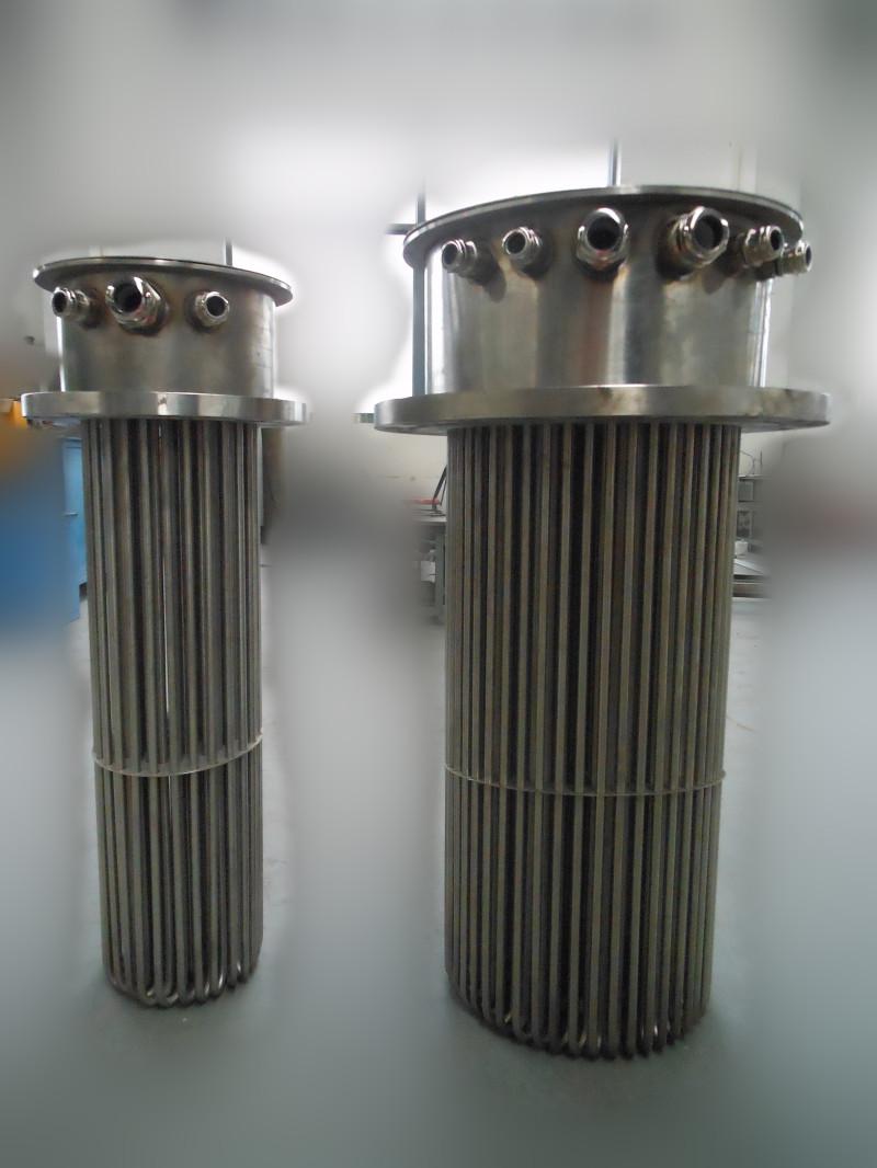 LHSW-1集束式法兰加热器