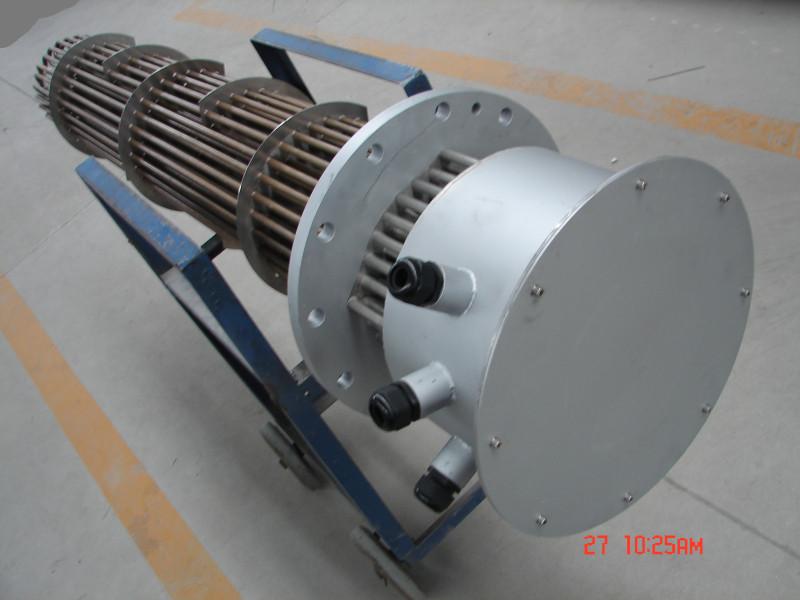 LHSW-2集束式法兰加热器