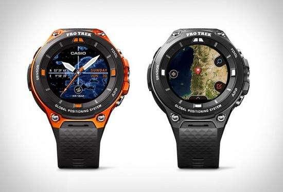 颜显科技匹配华为智能手表1.39寸经典案例