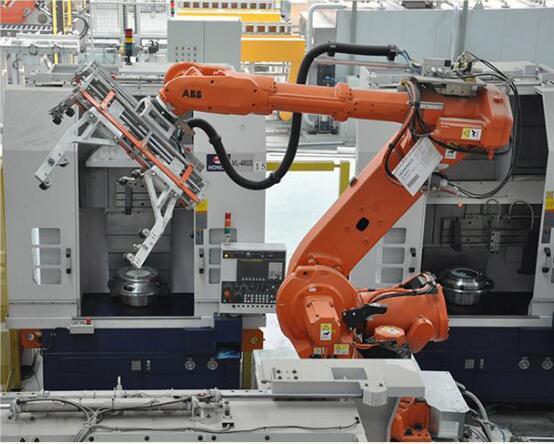 机器人本体维护保养