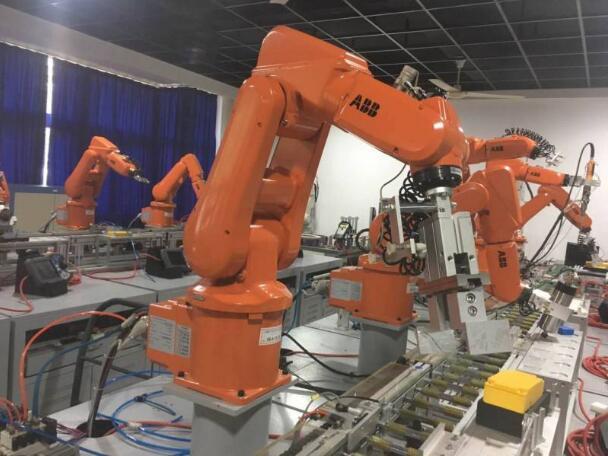 ABB机器人维修的四大法宝及其方法介绍