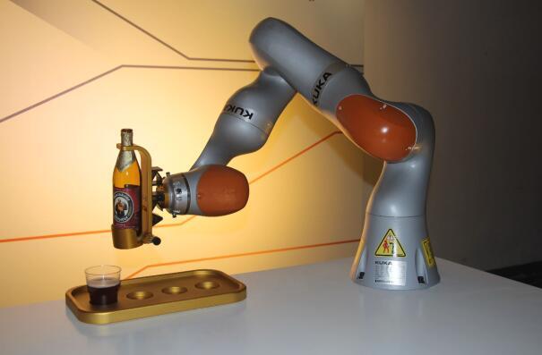 KUKA库卡机器人控制器维修的检测仪器
