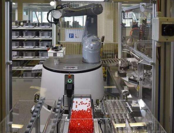 史陶比尔机器人保养