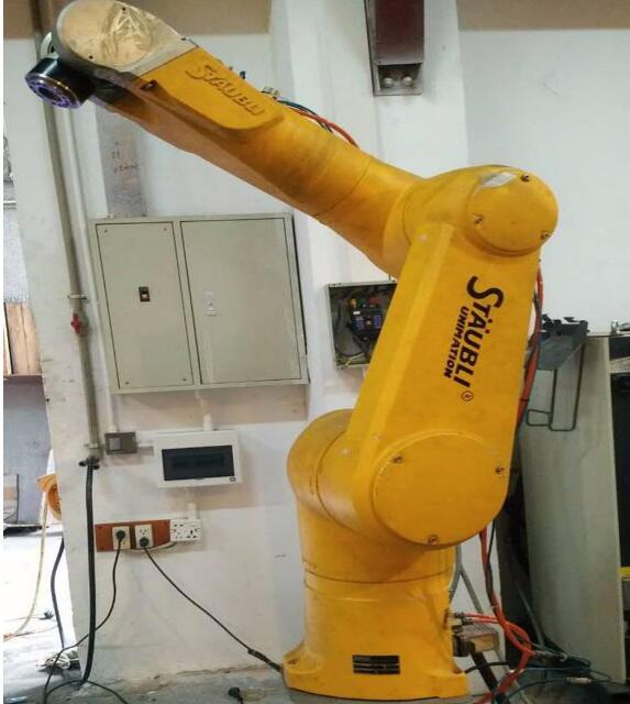 史陶比尔机器人维修