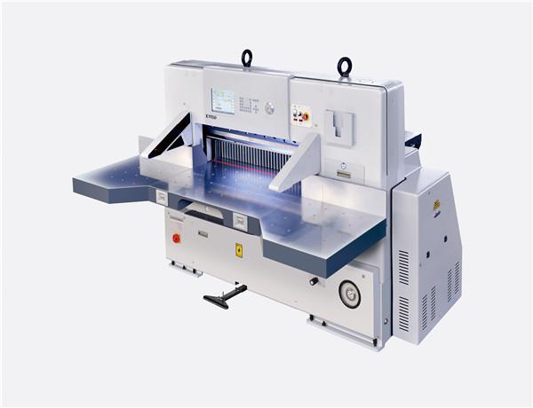 QZYK1150DH-10触摸屏切纸机