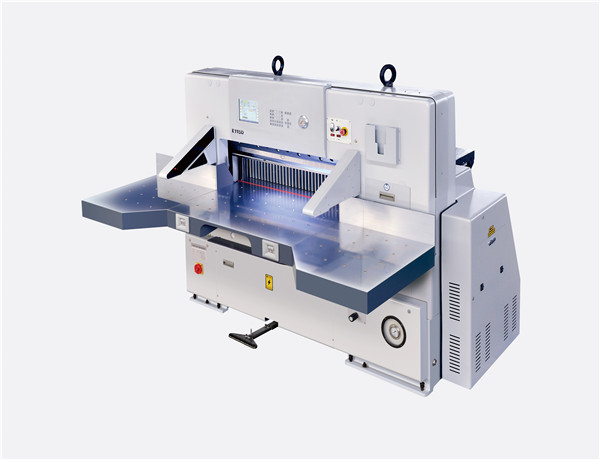 QZYK1150D-8程控切纸机