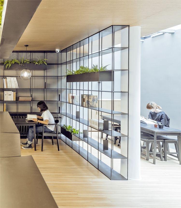 办公绿植空间
