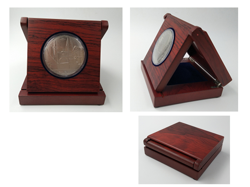 纪念品礼品定制奖牌纪念币-可定制礼品LOGO