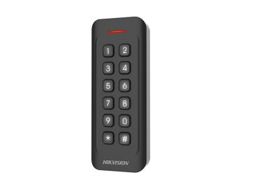DS-K1802E/M-K密碼鍵盤讀卡器