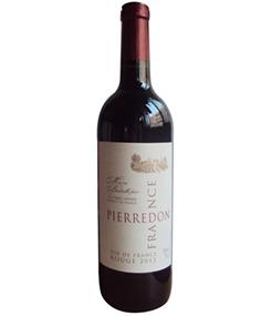 拉古缘纳庄园皮埃尔红葡萄酒2016