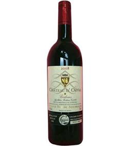 奥瓦尔堡红葡萄酒2014