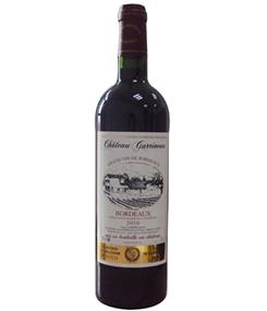 佳礼诺城堡红葡萄酒2016