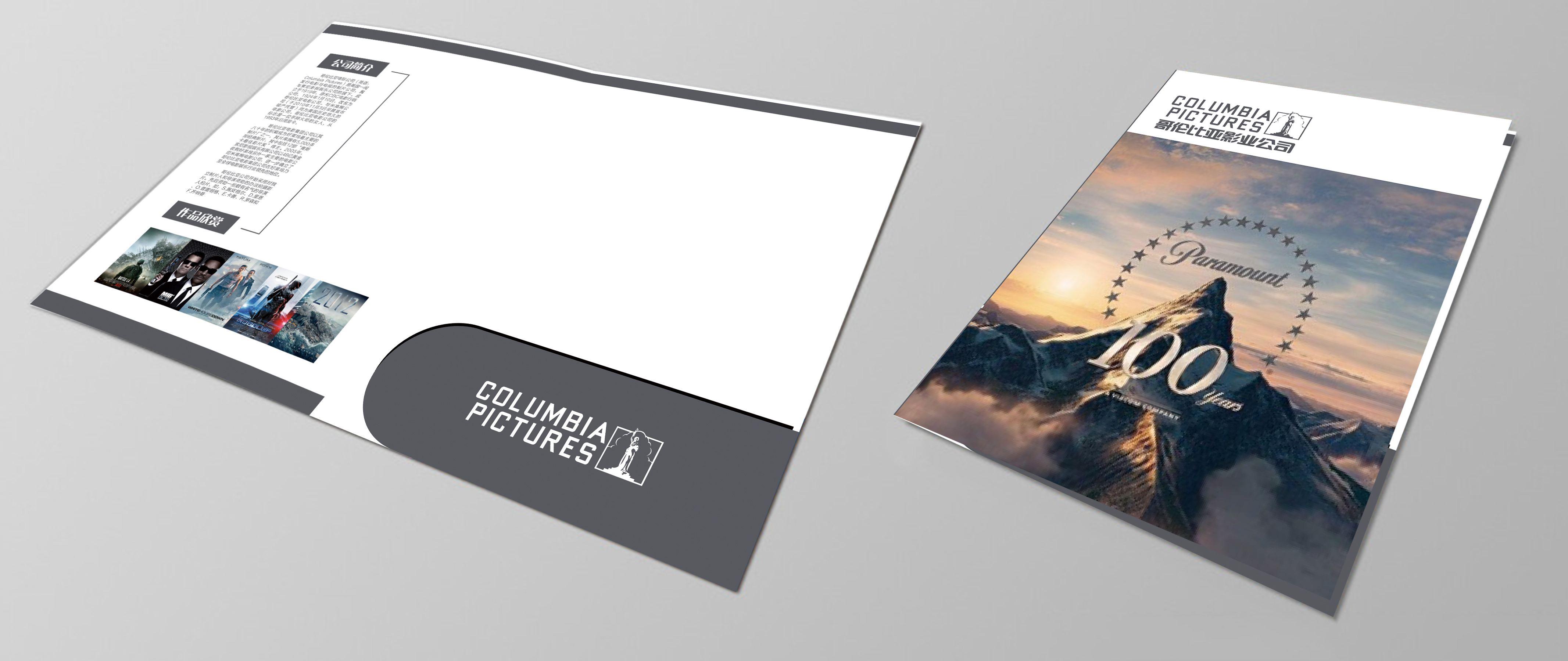 哥伦比亚影业封套