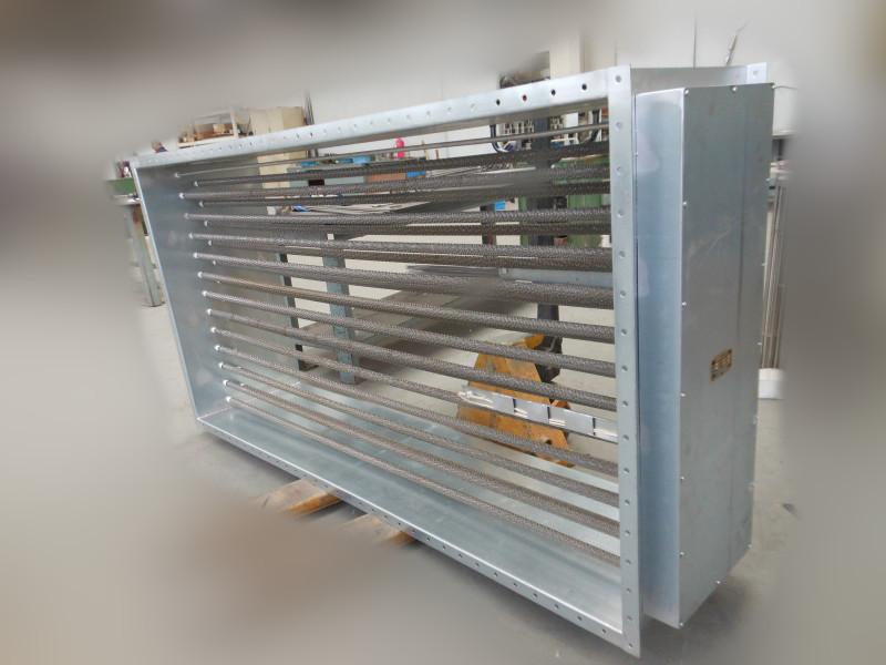 LHFD-1风道加热器