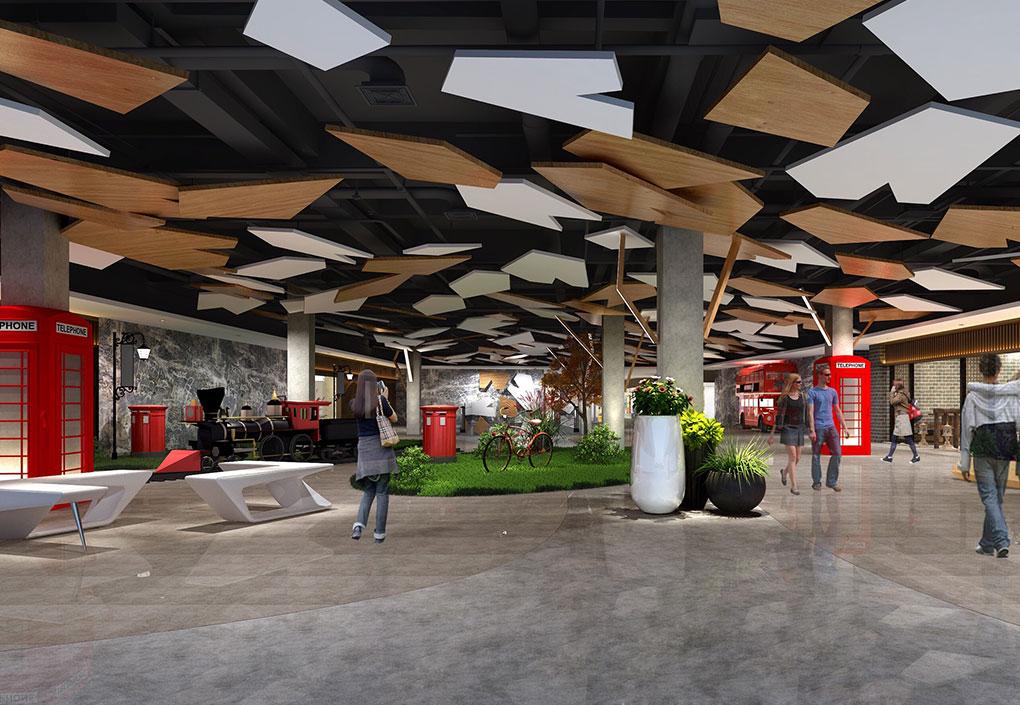 灯光照明设计在超市空间中的作用 !-美际线商业设计有限公司
