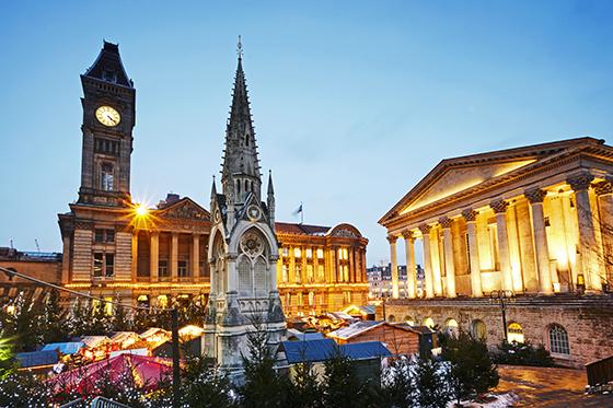 英国留学,圣诞节点灯别错过啦!