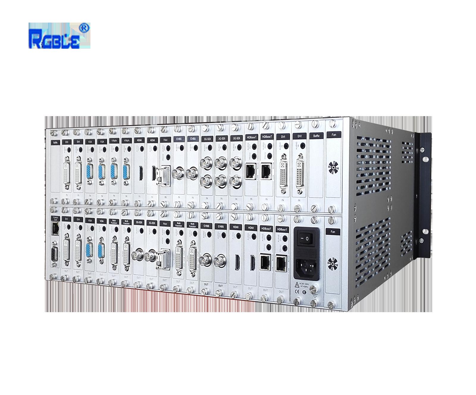 高清混合矩阵MHD-1616S(4U)