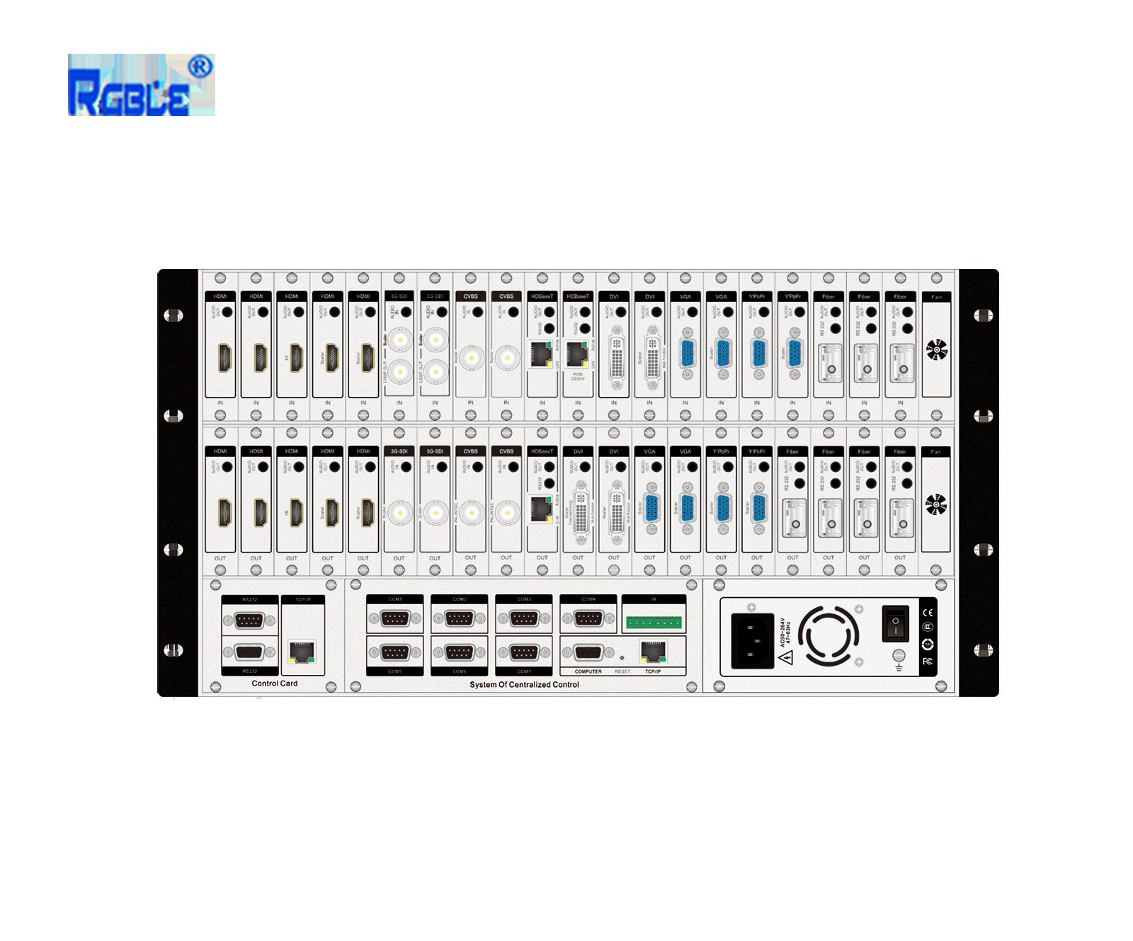 高清混合矩阵MHD-2020S(5.5U)