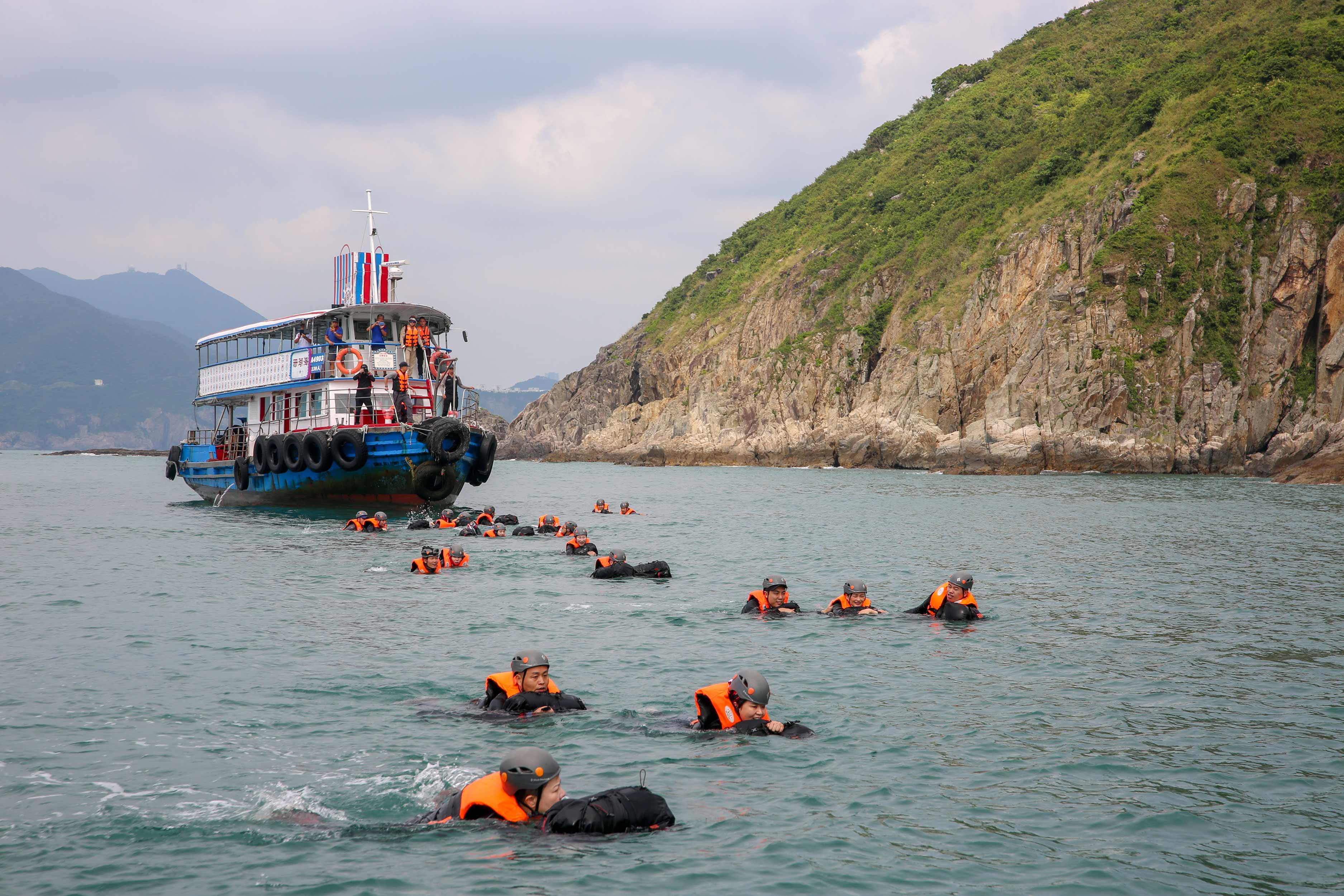 香港野奢之旅