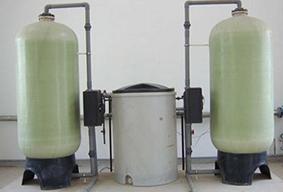 Soft water equipment
