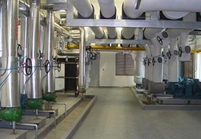 冰水机房施工安装