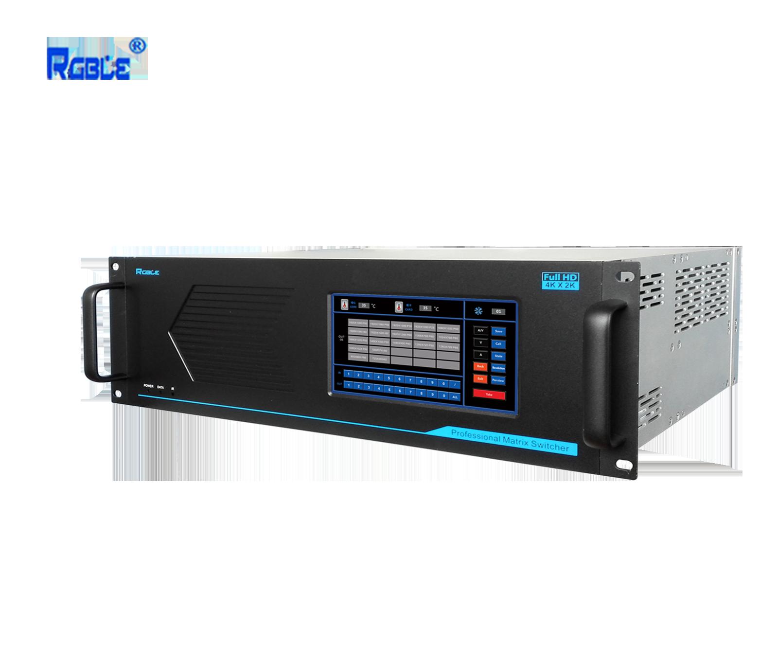 高清混合矩阵MHD-1010S(3.5U)