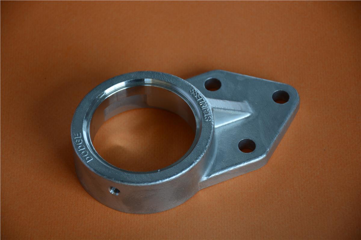 SFL英制不銹鋼軸承座-無錫阿爾法精密機械制造有限公司