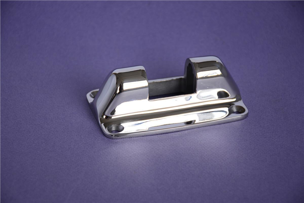 連接座-不銹鋼精密鑄造-鏡面拋光-無錫阿爾法精密機械制造有限公司