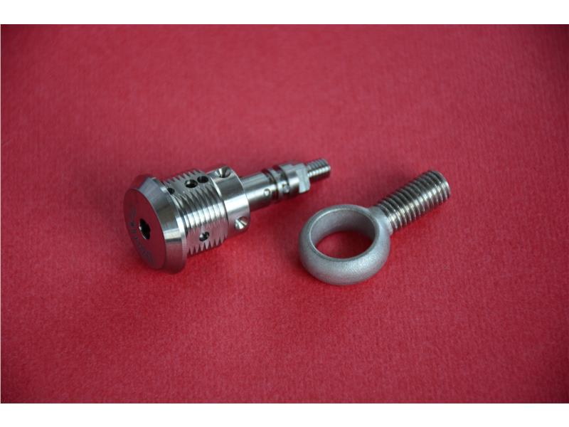 EYE BOLT/單眼螺栓-不銹鋼精密鑄造-無錫阿爾法精密機械制造有限公司