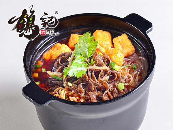 北京爆肚粉丝汤