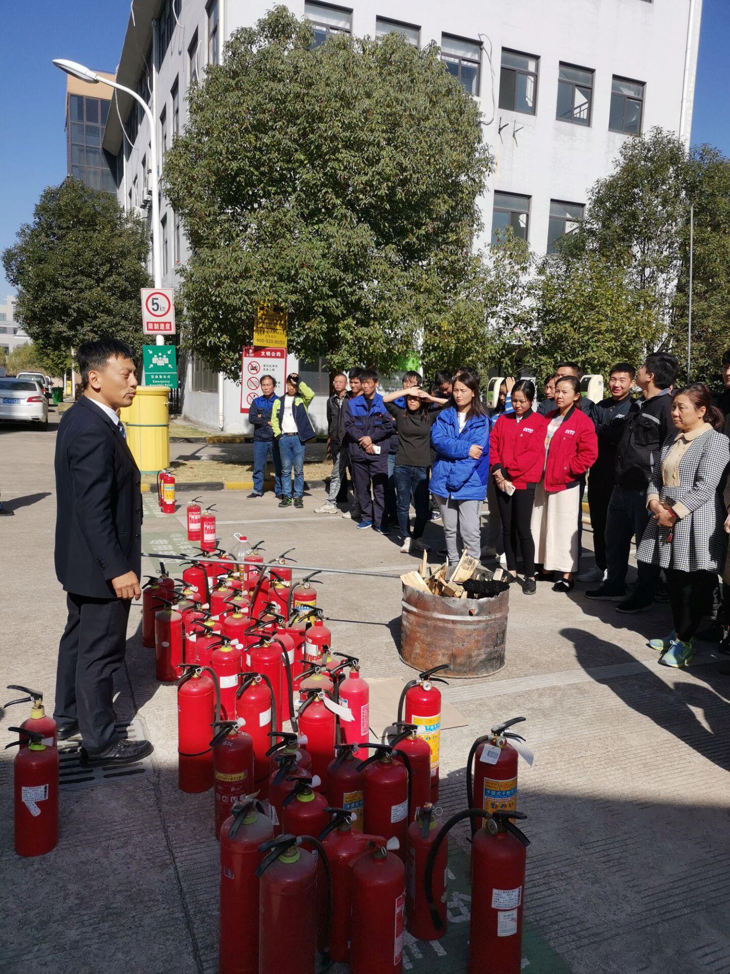 加强消防安全意识,防患于未然