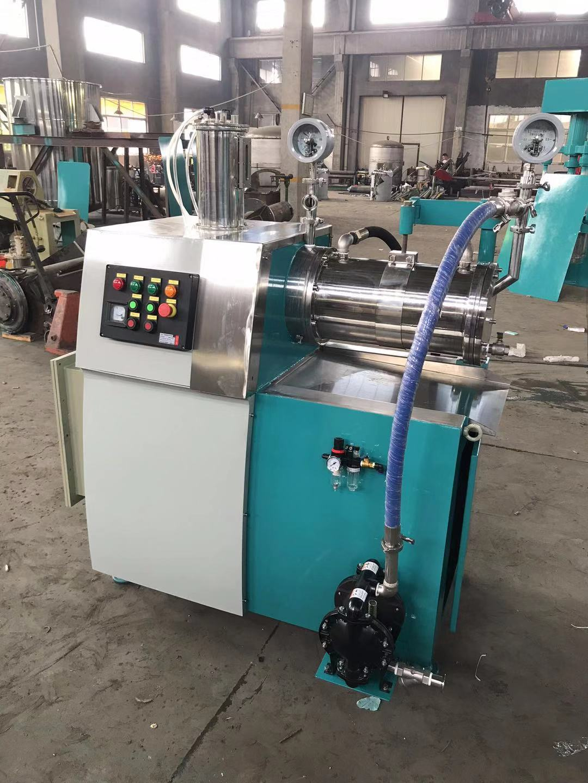 干货:砂磨机研磨介质的使用量控制