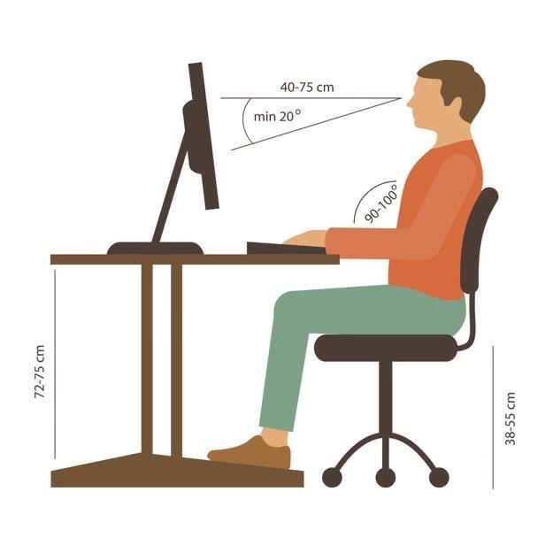 办公空间设计常用的大数据!