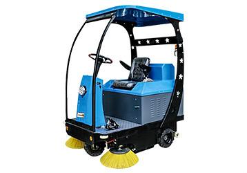半封闭式电动扫地机停放地点需要满足哪些条件?
