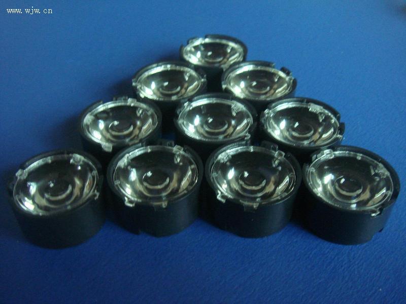 簡單解析:燈具結構及LED透鏡作用