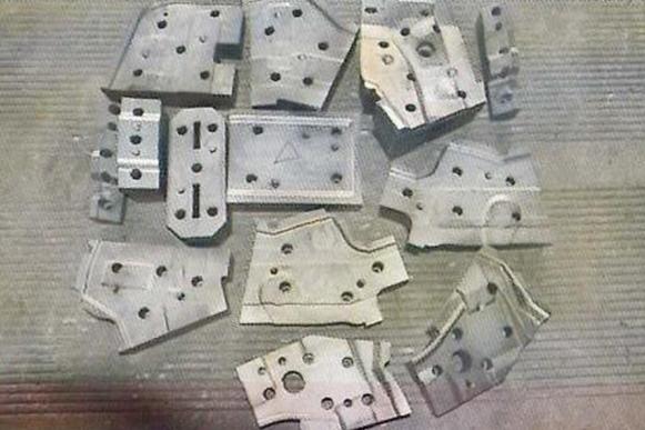 壓鑄模具零件